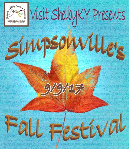 Fall Festival Vendor Booths accepted now!