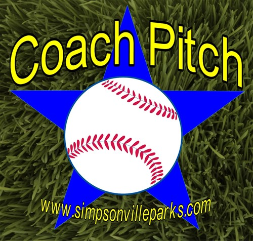 Coach Pitch Baseball