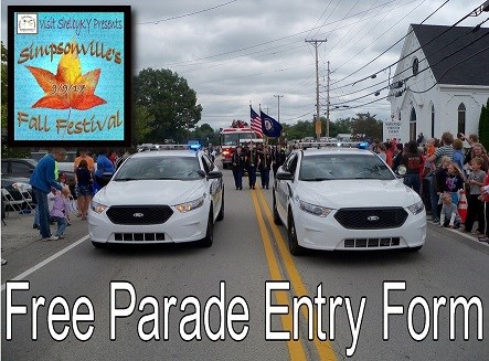 Join our Parade!